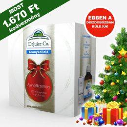 Aranykolloid Karácsonyi mini csomag