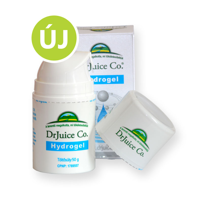 drjuice ezüstkolloid hydrogél