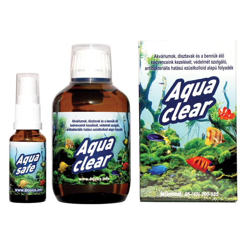 drjuice ezüstkolloid aquaclear